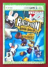 Rayman Raving Rabbids - Centro de Actividades - PC - CD ROM - NUEVO