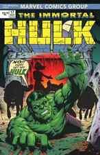 Immortal Hulk 17 Marvel John Tyler Christopher Horror Homage Variant Crypt 1