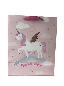 Unicorn Birthday Gift Bag
