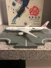 JetX 1:400 scale diecast model China Airlines Airbus A350-9 Commercial Airliner