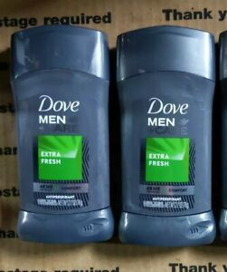 2 Dove Men + Care Extra Fresh 2.7 oz