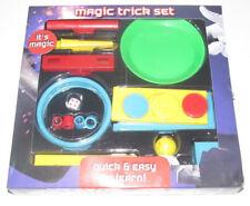 Kit Coffret Magicien Tour de Magie + 10 ans Magic Tric Set B NEUF