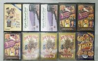 """Lot Of 10 Reader""""s Digest Audio Cassette Tapes - Sentimental Journey/20 Years Of"""