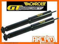 FORD FALCON BF XR6/XR8 SEDAN MONROE GT SPORT LOWERED REAR GAS SHOCKS