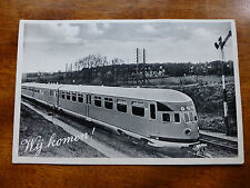 N012 - NS NETHERLANDS RAILWAY Locomotive Postcard