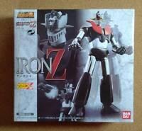 Soul Of Chogokin GX-07I LIMITED IRON Z MAZINGER ANGELS MAZINGA Japan Bandai 2008