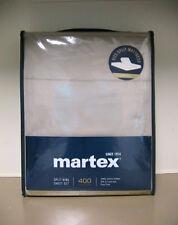 Martex Tempurpedic Sheet Set - 400 Thread Count Split King - Silver Lining Color