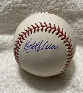 RUDY ARIAS RODOLFO ARIAS 1959 Chicago White Sox Signed OMLB BASEBALL RARE