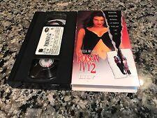 Poison Ivy 2 Lily VHS! 1995 School Girl Erotic Thriller! Basic Instinct Bound