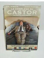 DVD FILM NEUF : LE COMPLEXE DU CASTOR - JODIE FOSTER & MEL GIBSON - FRANCAIS