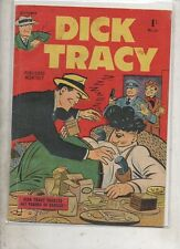 DICK TRACY   No 101    1958    FINE    CONDITION