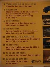 FASCICULE 75 PASSION CITROEN  ROSALIE DES RECORDS