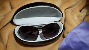 BEN de LISI Ladies Classic Aviat0r Style Sunglasses With Case