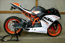 CUSTOM BILLET FENDER ELIMINATOR KIT FITS KTM RC390