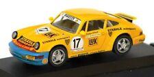 Véhicules miniatures jaunes moulé sous pression pour Porsche
