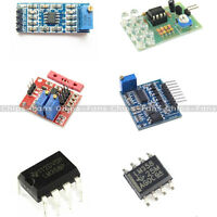 LM358 LM358P 100 Times Breathe LED Inverter Driver Board Mixer Preamp Module IC