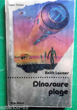 DINOSAURE PLAGE KEITH LAUMER ALBIN MICHEL SUPER FICTION N2 1975
