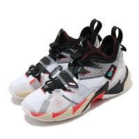 Nike Jordan Why Not Zer0.3 GS Unite White Kids Youth Basketball Shoes CD5804-101
