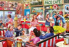 Gibsons - 500 PIECE JIGSAW PUZZLE - Movers & Shakers
