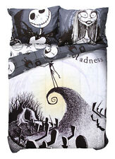 Nightmare Before Christmas Jack Skellington Bedding Blanket Comforter Full/Queen