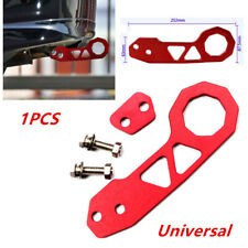 Auto Car Racing Billet Aluminum Rear Tow Hook For Civic Accord Integra Rsx Red