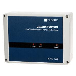 H-Tronic MPC 1000 Netz-Umschaltstation