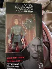"""Star Wars Black Series 6"""" Grand Moff Tarkin - Used, Complete"""