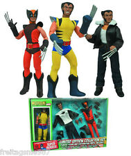 WOLVERINE Retro  action-figure set 20cm by DC Direct ltd 3000