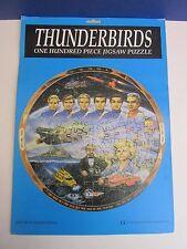 rare LARGE vintage THUNDERBIRDS JIGSAW PUZZLE 100pc TB2 TB4 TB1 TB3 FAB1
