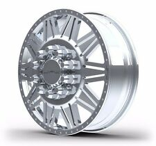 "JR Forged Wheels (6) 24"" JF031-10 Dually Wheels"
