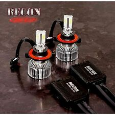 RECON 2649007LED 9007 12V HEADLIGHT BULBS 40w High Intensity Bulb LED
