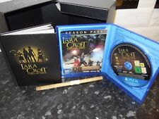 PAYSTATION 4 GAME.  LARA CROFT AND THE TEMPLE OF OSIRIS. GOLD EDITION