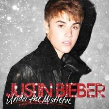 Justin Bieber – Under The Mistletoe [New & Sealed] CD