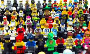 Authentic Lego Collectable Minifigures Series 1-21 --YOU CHOOSE-- Flat Shipping!