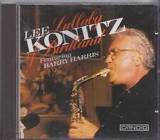 LEE KONITZ  CD LULLABY OF BIRDLAND