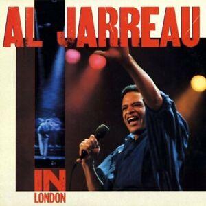 Al Jarreau-Live in London (US IMPORT) CD NEW
