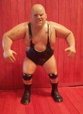 "WWF , Wrestling ,King Kong Bundy ,  8"" rubber figurine , Titan Sports 1985"