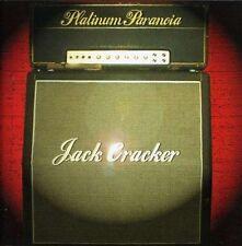 Jack Cracker-platinum paranoïa-CD-NEUF