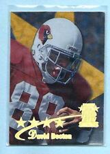 "DAVID BOSTON 1999 99 Topps Stars ""Four Star"" #7 - Arizona Cardinals - Shipping"