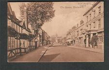 post card The Square Kenilworth- King's Arms & Castle Hotel/Tritone Art Series