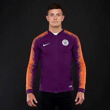 Nike 2018/19 Manchester City FC Anthem Fútbol para Hombre Dri-Fit Chaqueta Talla