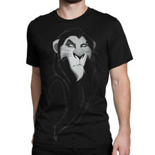 The Lion King Scar T-Shirt, Premium Cotton Disney 90's Shirt