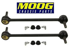 Set of 2 Front Sway Bar End Links Moog K750098 fits Nissan Cube Versa Note NEW