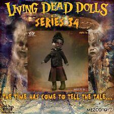 MEZCO LIVING DEAD DOLLS S 34 - THE TIME HAS COME - SOOT - NEU/OVP