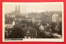 Foto AK DRESDEN Strehlen 1937 Blick über die Dächer der Stadt  ( 10703