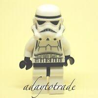 LEGO Star Wars Mini Figure - Storm Trooper 9489 10236 ISBN1409333124 SW0366 R461