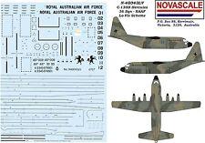 RAAF C-130H Hercules Decals 36Sqn 1/48 Scale N48043LV