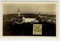 AK Nove Mesto nad Metuji, Neustadt a. d. Mettau, Zamek, Schloß, 1930 Foto-AK