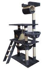 Rascador Para Gatos Árbol Para Gatos Sisal Juguetes 141 cm