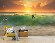 3D Surf Extreme Sport ZHUA4783 Wallpaper Wall Murals Removable Self-adhesive Amy